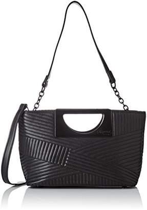 Kaporal Orida, Women's Cross-Body Bag, Noir (), 14x29x37 cm (W x H L)
