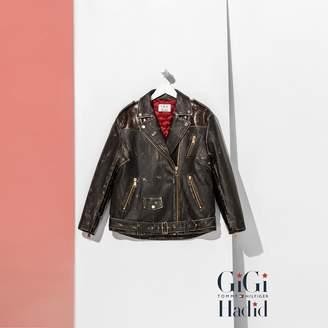 Tommy Hilfiger Gigi Hadid Leather Jacket