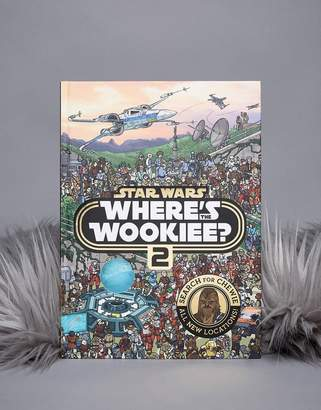 Books Star Wars Book Where's the Wookie?