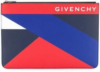 Givenchy (ジバンシイ) - Givenchy プリント クラッチバッグ
