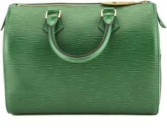Louis Vuitton Borneo Green Epi Speedy 25 (3950011)