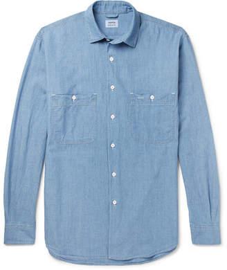 Aspesi Cotton-Chambray Shirt