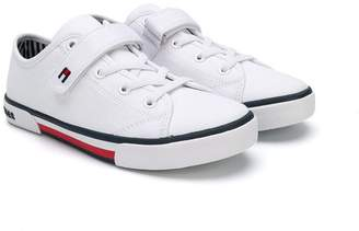 Tommy Hilfiger Junior classic touch strap sneakers