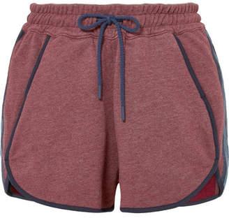LNDR Jog Cotton-blend Jersey Shorts