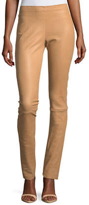 Stouls Jo Skinny Lambskin Leather Leggings