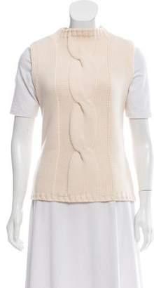 Akris Punto Wool Sweater Vest w/ Tags