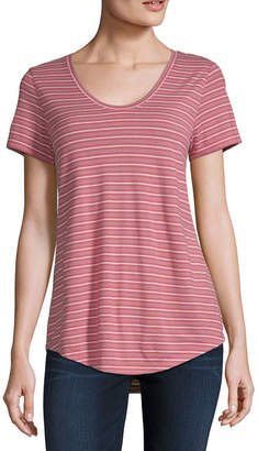 A.N.A Scoop Neck T-Shirt - Tall