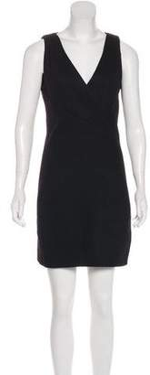 DSQUARED2 Wool A-Line Dress
