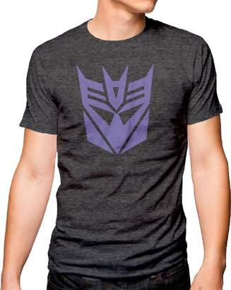Transformers Decepticon Logo Adult T-Shirt (Adult)