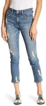 Genetic Los Angeles Birkin Distressed Skinny Jeans