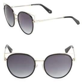 Balmain 55MM Full-Rim Sunglasses