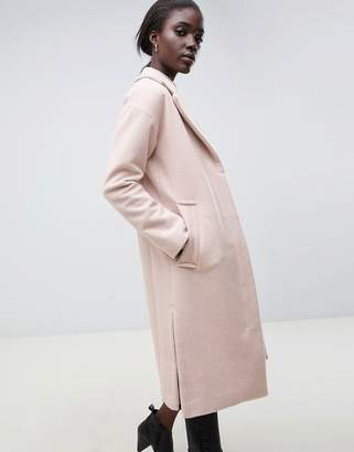 Parka London Sommersby tailored duster coat