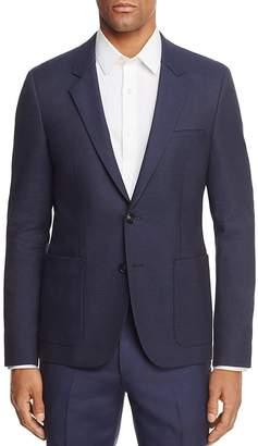HUGO Antanio Slim Fit Contrast Nailhead Sport Coat