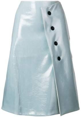 Jil Sander high waisted skirt