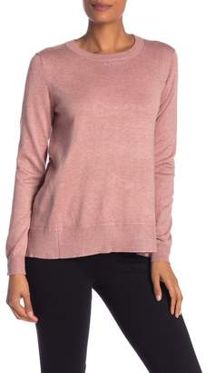 Catherine Malandrino Bow Back Sweater