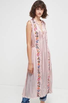 French Connenction Katalina Stripe Midi Dress
