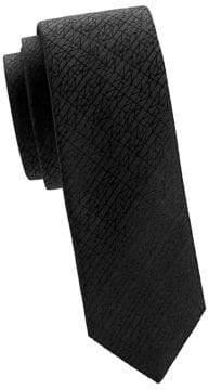 HUGO BOSS Printed Silk Tie