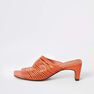 299f726c9ffe River Island Mules & Clogs for Women - ShopStyle UK