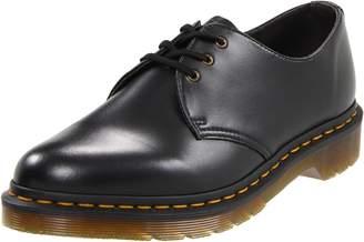 Dr. Martens Women's 1461 Vegan 3 Eye Shoe Boot, Cambridge Brush