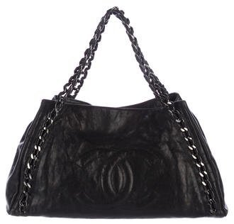 Chanel Large Modern Chain E/W Tote