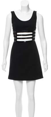 Michael Kors Wool Cage Dress