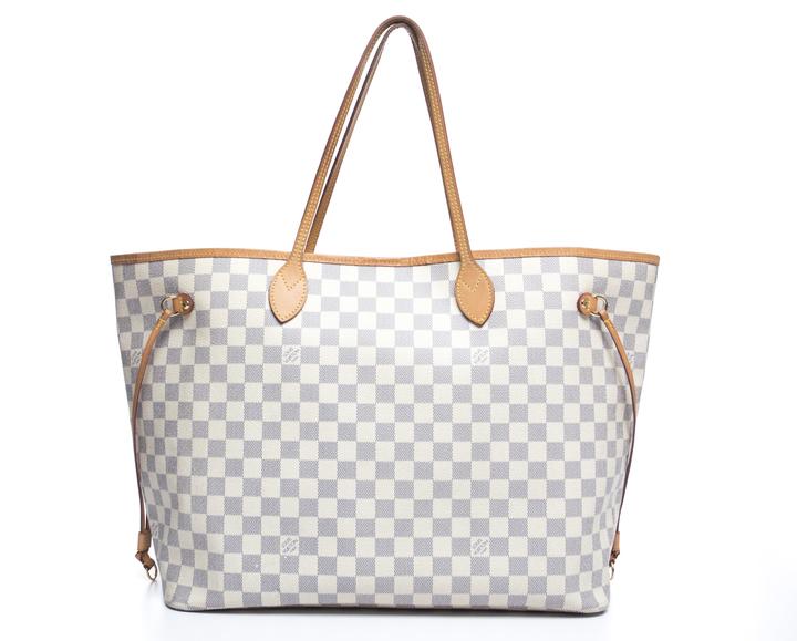 Louis VuittonLouis Vuitton Damier Azur Neverfull GM Bag