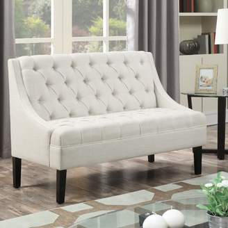 Darby Home Co Argenziano Upholstered Bench
