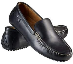 Polo Ralph Lauren Woodley Leather Loafers