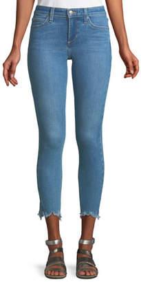Joe's Jeans The Icon Skinny Jeans w/ Chewed Hem