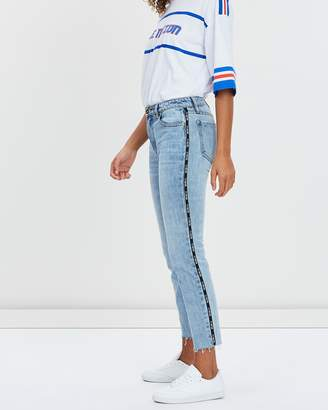 P.E Nation Driver Jeans