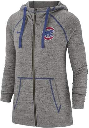 Nike Women's Chicago Cubs Full Zip Fleece