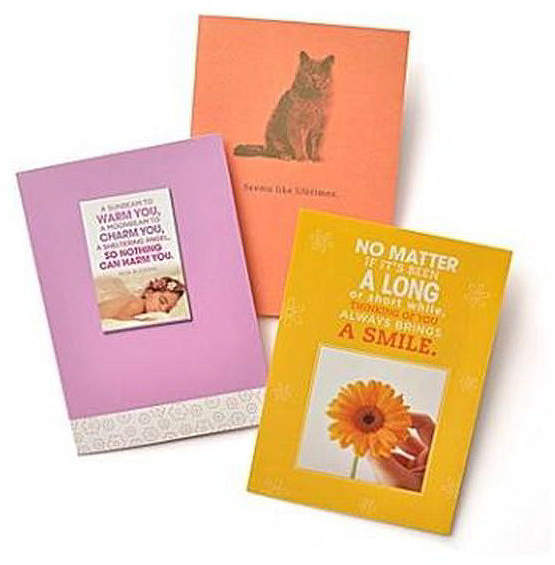 GARTNER STUDIOS Gartner Greetings Boutique Thinking of You Greeting Card