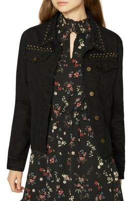 Sanctuary Fierce Fall Studded Jacket