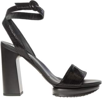 Hogan Interactive Platform Sandals
