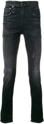 R 13 denim jeans