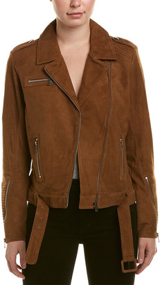 Diane von Furstenberg As By London Moto Jacket