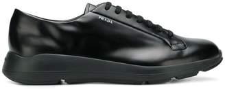 Prada formal-style sneakers