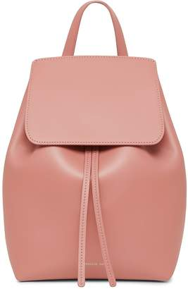 Mansur Gavriel Calf Mini Backpack - Blush
