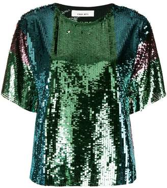 Circus Hotel sequin T-shirt