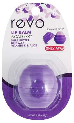 Revo Acai Berry Lip Balm - 0.25oz $2.49 thestylecure.com