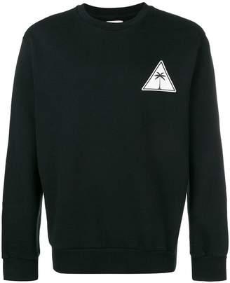 Palm Angels Palm logo sweater