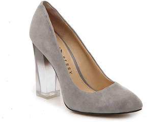 Katy Perry Lucite Pump - Women's