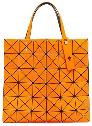 Bao Bao Issey Miyake Lucent Twill Tote Bag - Womens - Orange