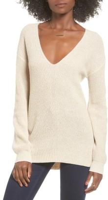 Women's Bp. V-Neck Sweater