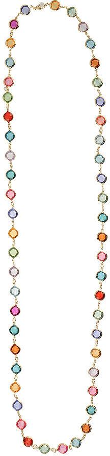 Rainbow Jewels Necklace