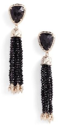 Women's Kendra Scott Blossom Tassel Drop Earrings $125 thestylecure.com