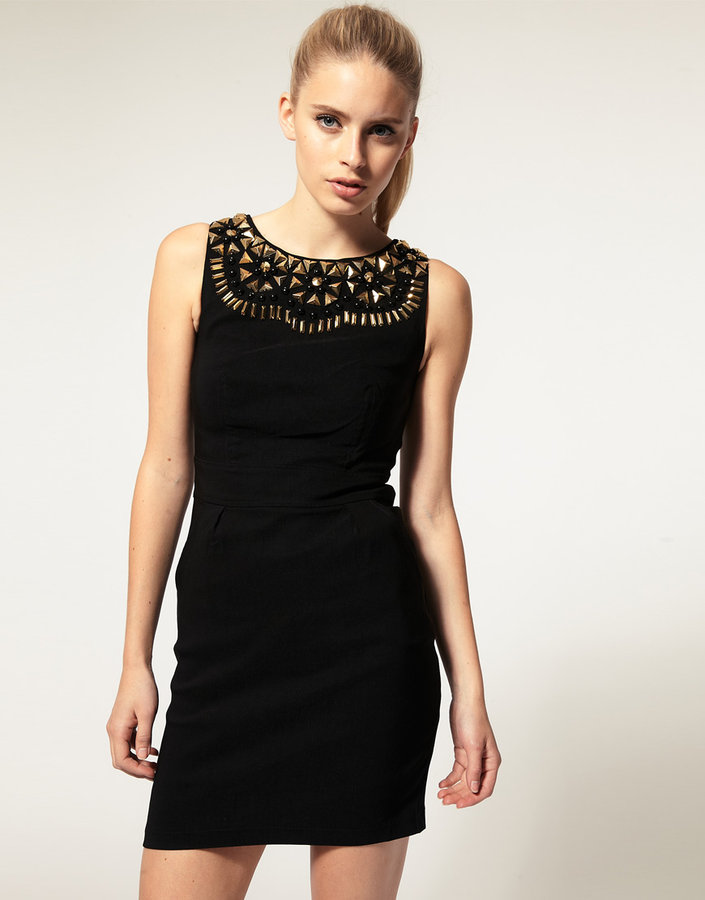 Forever Unique Studded Dress