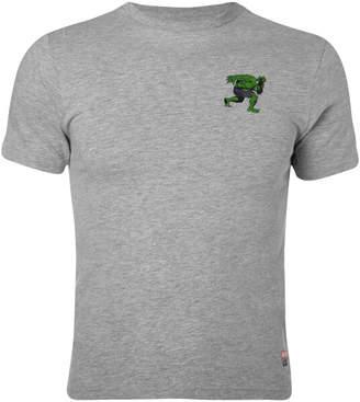 Vans Boys Marvel Hulk T-Shirt