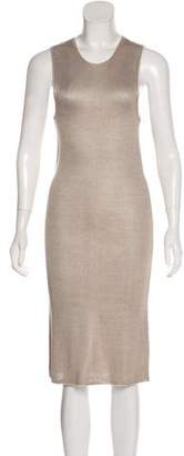 Calvin Klein Collection Knit Midi Dress