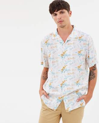 Surfwave Camp Collar SS Shirt